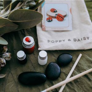 Ladybird Rocks Mini Eco bag 6