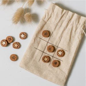 Tic Tac Toe eco party bags