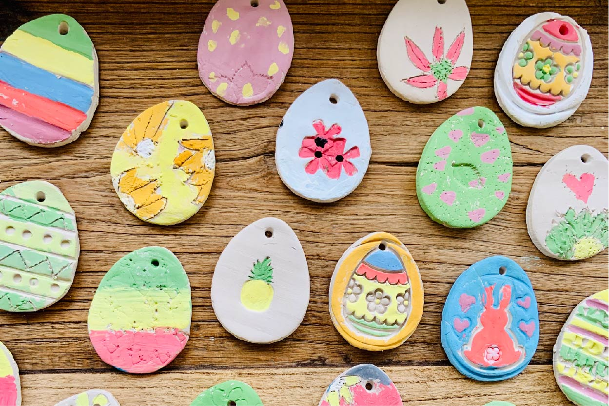 ECO EASTER ACTIVITIES FOR KIDS AT HOME