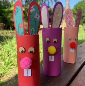Easter Eco Craft activities 5