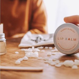 Lavender Lip Balm Kit